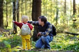 échanges avec son enfant
