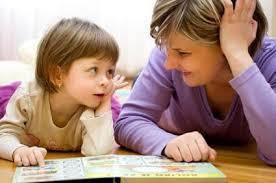 enfant et les mots